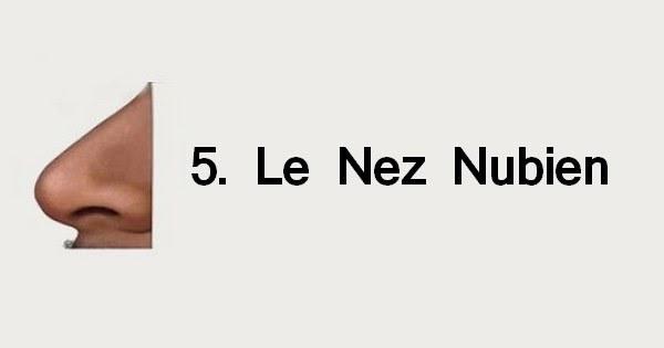 nubian nose